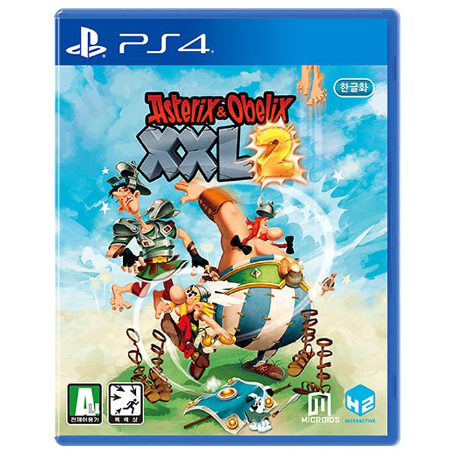 PS4한글판아스테릭스