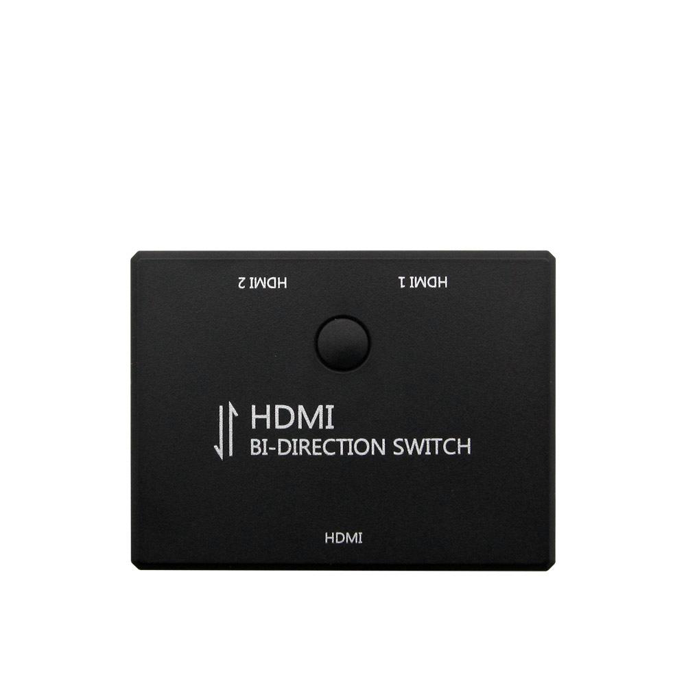 컴스 HDMI 선택기 1대2 양방향 DM495