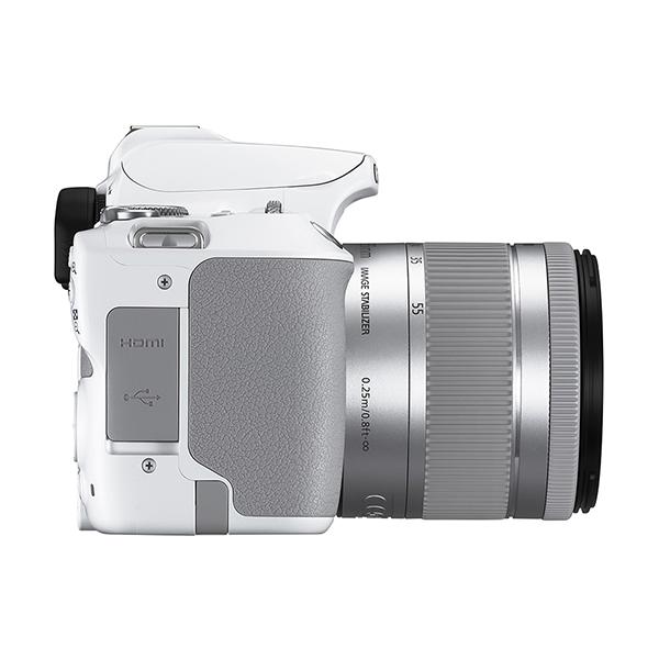 캐논 EOS 200D II DSLR + 줌렌즈 EF-S 18-55mm F4-5.6 IS STM KIT