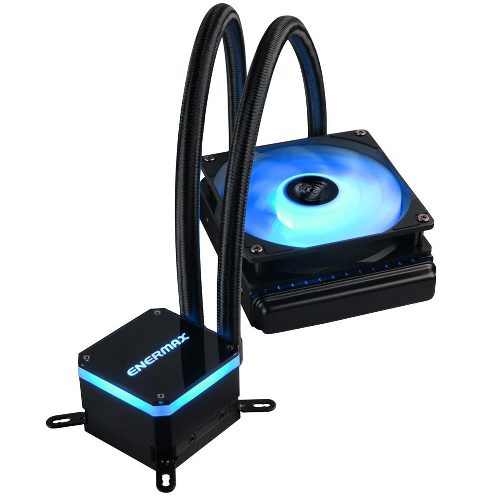 쓰리알시스템 빙하7 SSD 방열판 블랙, M.2