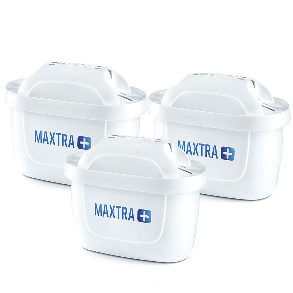 브리타 막스트라플러스 카트리지 정수기 필터, 단일 상품, 3개입