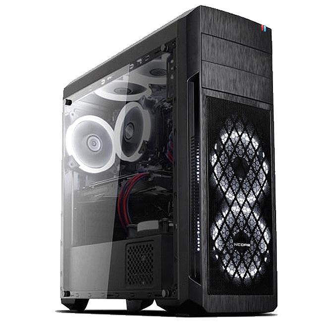 컴맹닷컴 게이밍 조립 PC (i5-9500F WIN10 DDR4 16G SSD240G GTX1660 6G), CM955FC-166H