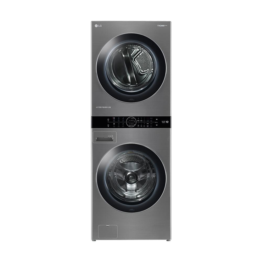 LG전자 트롬 워시타워 W16VS 세탁기 21kg + 건조기 16kg 방문설치