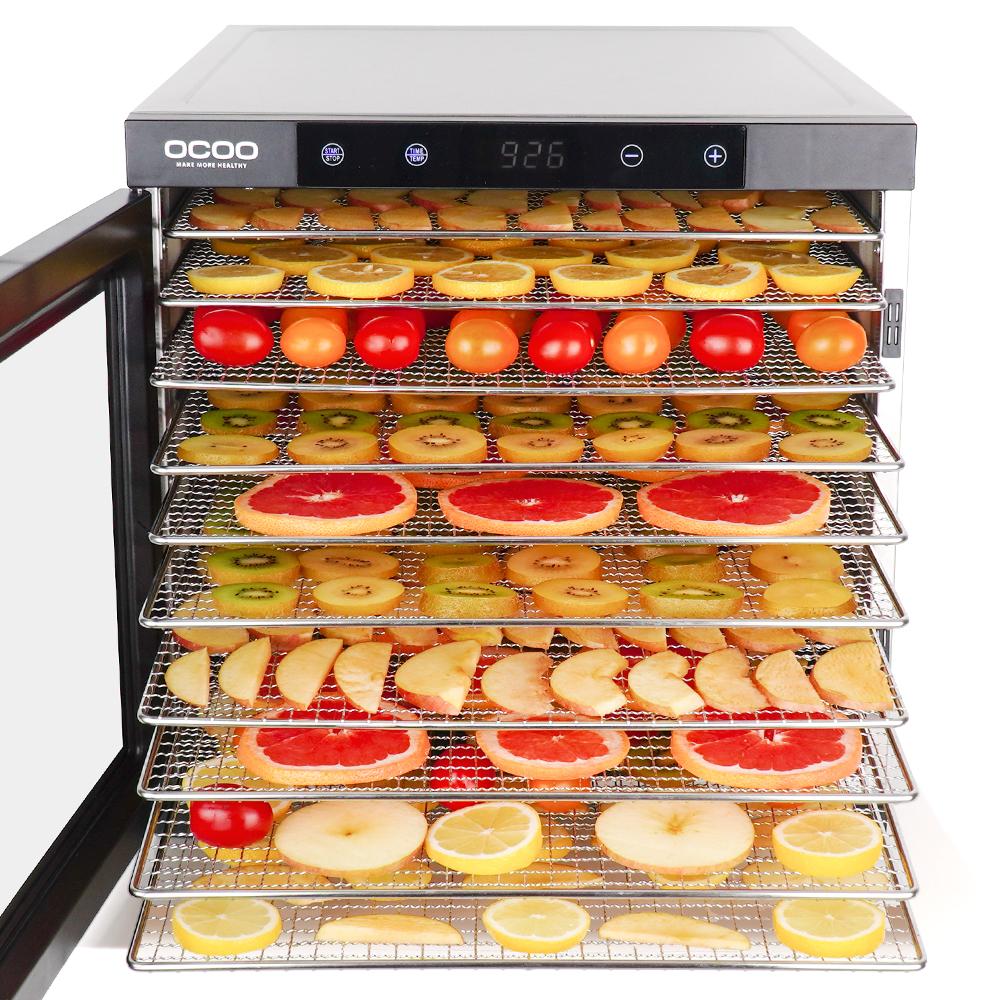오쿠 10단 대용량 스텐 식품건조기 OCP-FD1000S