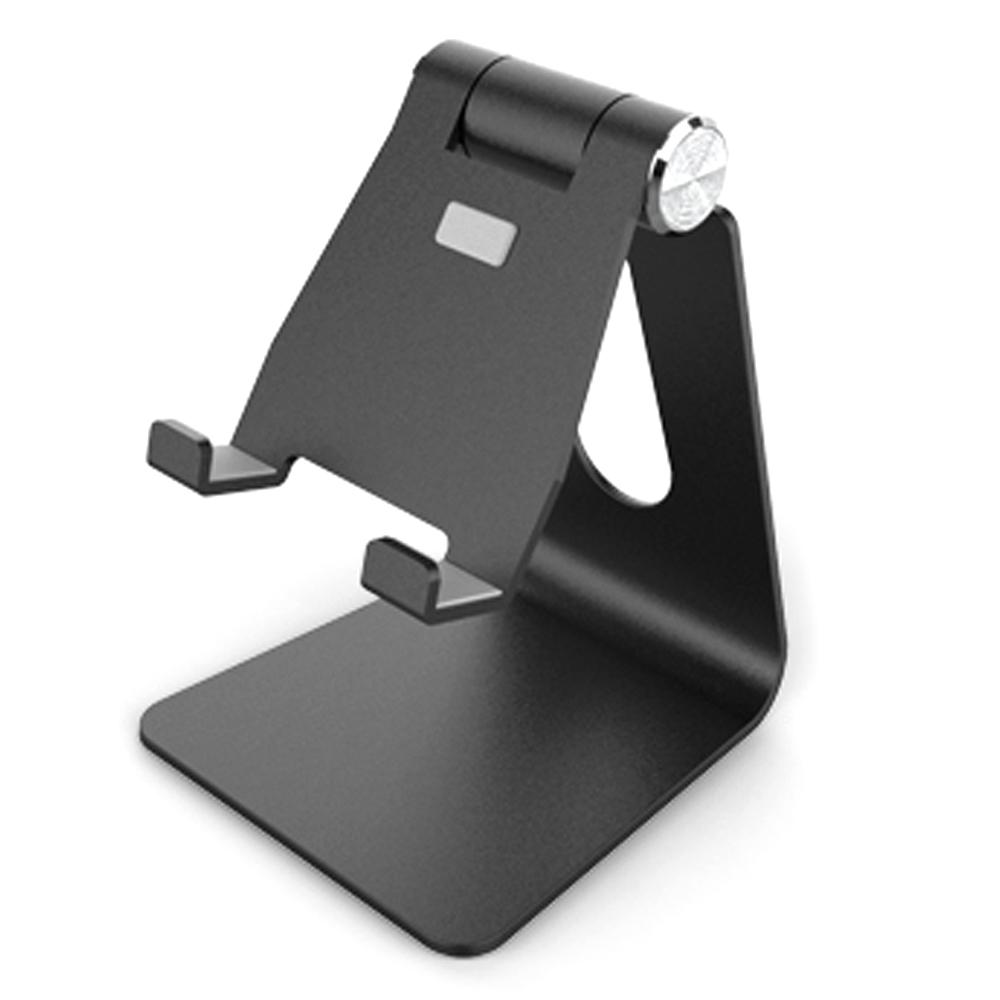 바나다 스마트폰용 스탠드 탁상용 거치대 S2 STAND, 블랙, 1개
