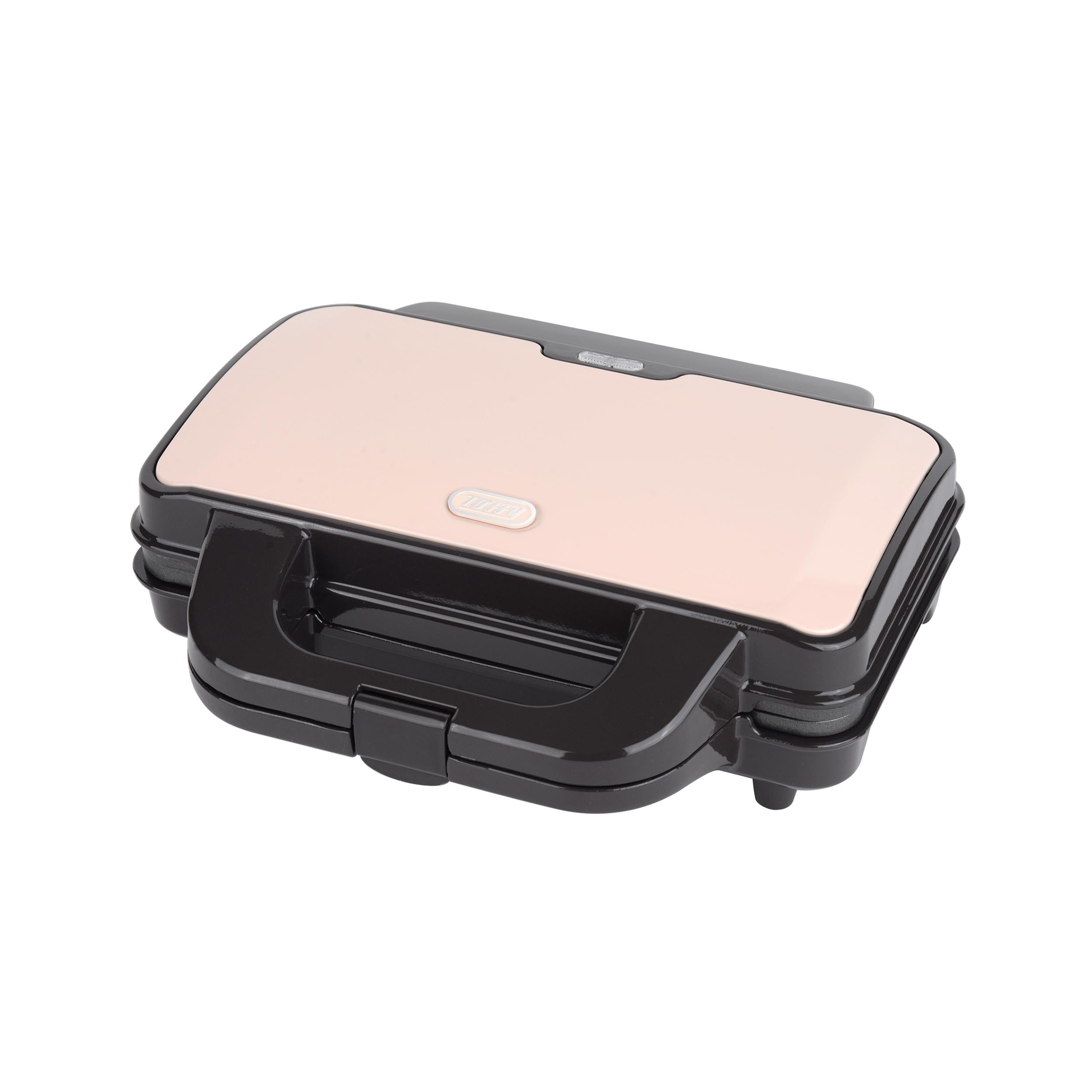 토피 핫 샌드위치 메이커 토스터, K-HS1-KR-SP(셸핑크)