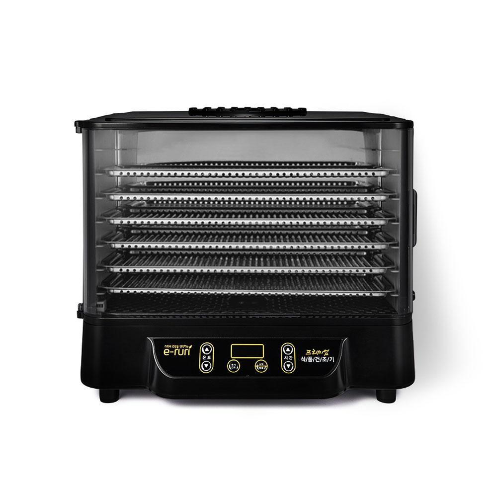 이루리 스텐 식품건조기 EMC-835SL, EMC-835SL(블랙)