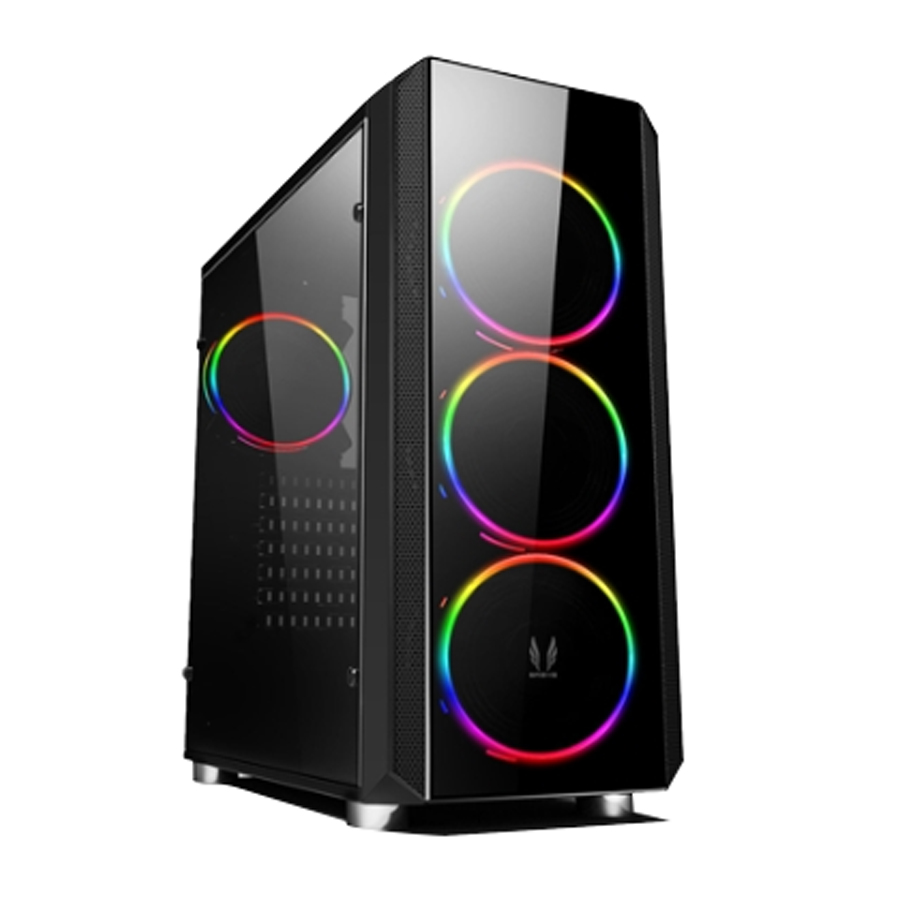 PC온스튜디오 게이밍 조립 PC G101-01-R + RAM 8GB (라이젠3-3200G WIN10 Home RAM 8GB SSD 250GB VEGA8)