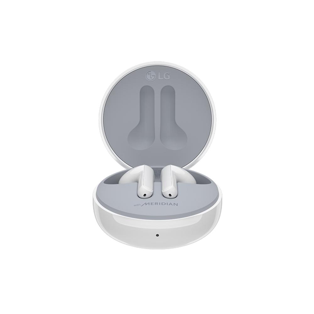 LG전자 톤프리 블루투스 이어폰, HBS-TFN4, 화이트