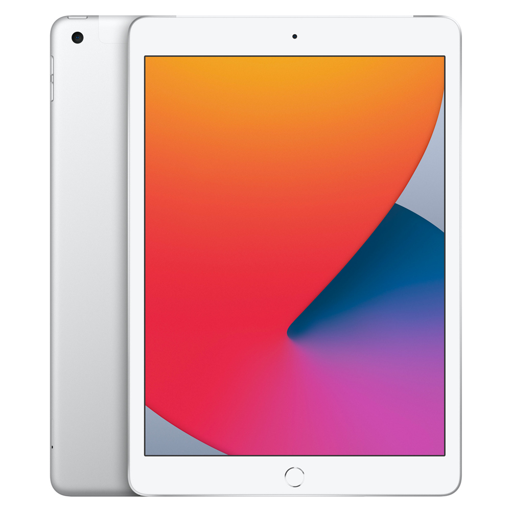 Apple 2020년 iPad 10.2 8세대, Wi-Fi+Cellular, 32GB, 실버