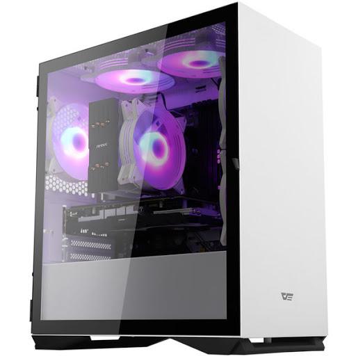 초이스컴 가성비게이밍PC 조립컴퓨터 캐쥬얼 디자인 게임용컴퓨터, 기본형, C-게이밍 2번-3400G+A320+8GB