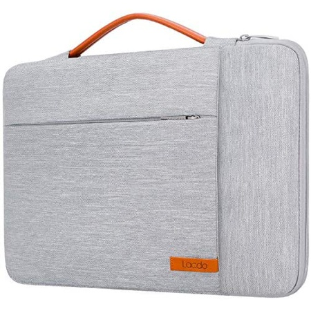 맥북 프로 13인치 2020 파우치 가방 P235 Lacdo 360° Protective Laptop Sleeve Case for 13 inch New Mac, One Color