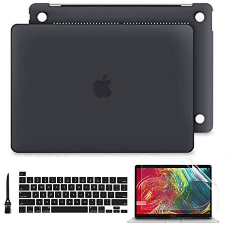 맥북 프로 13인치 2020 하드 케이스 P227 키스킨 액정보호필름 Batianda for MacBook Pro 13 Case 2020 A2, One Color