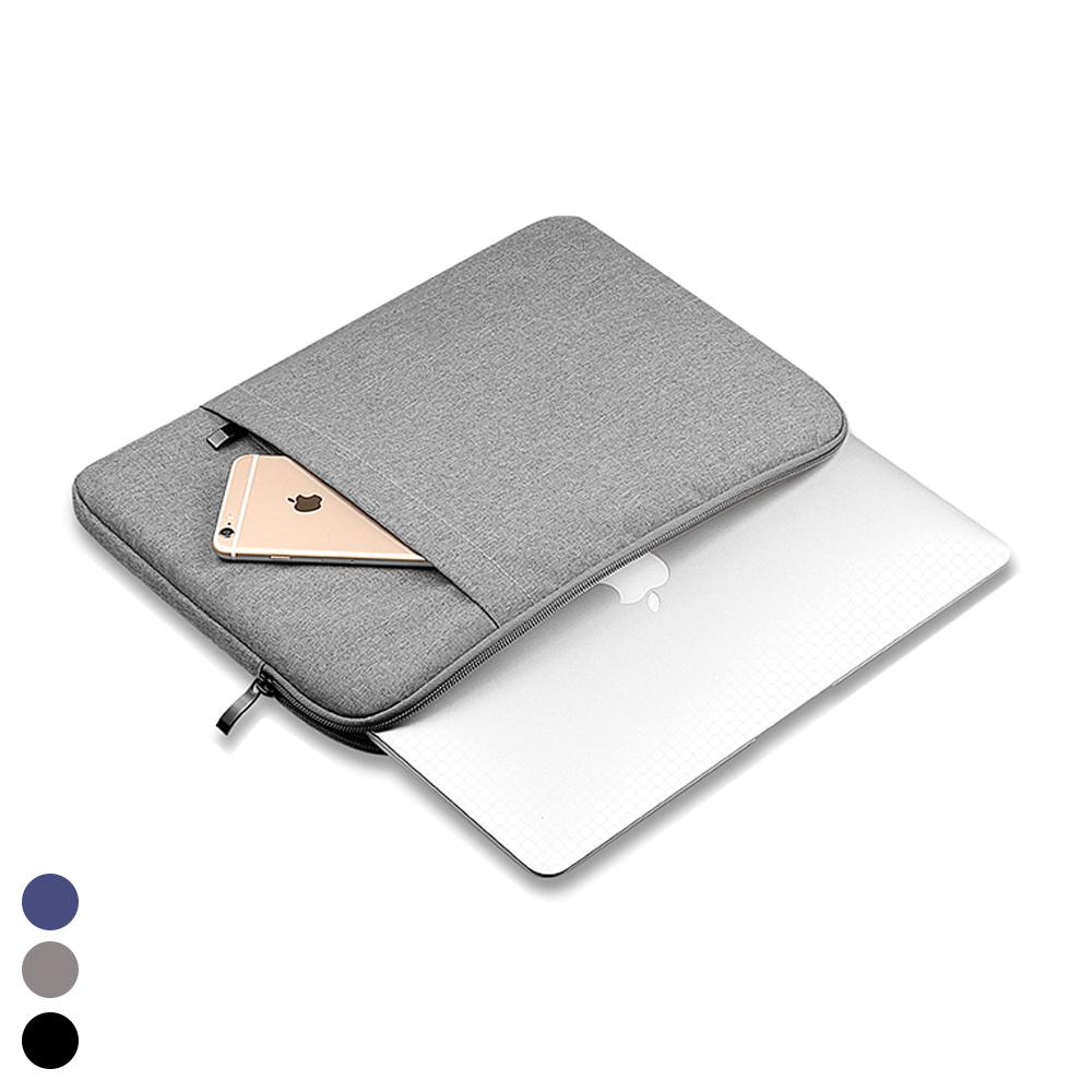 헤이맨 2020 LG그램 13인치 14인치 15인치 노트북 파우치 케이스 가방, 블랙