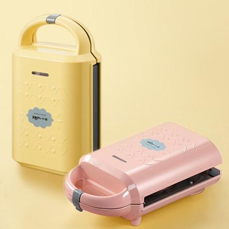 하담 샌드위치메이커, 핑크(토스트팬2)